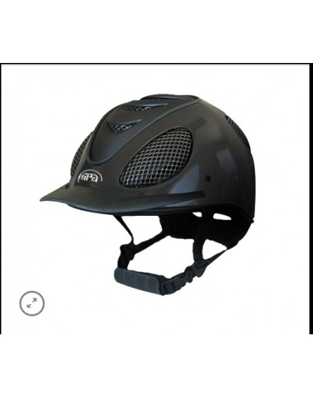 Casque Speed air leather carbone 2 x Gpa