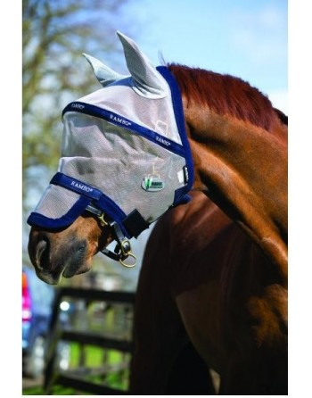 Masque anti-mouche Rambo Plus fly mask horseware