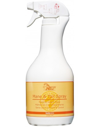 Spray pour Crinière et Queue, 1000ml - Harry's Horse