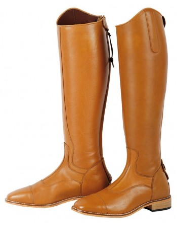 Bottes Elite Cognac wide - Harry's Horse